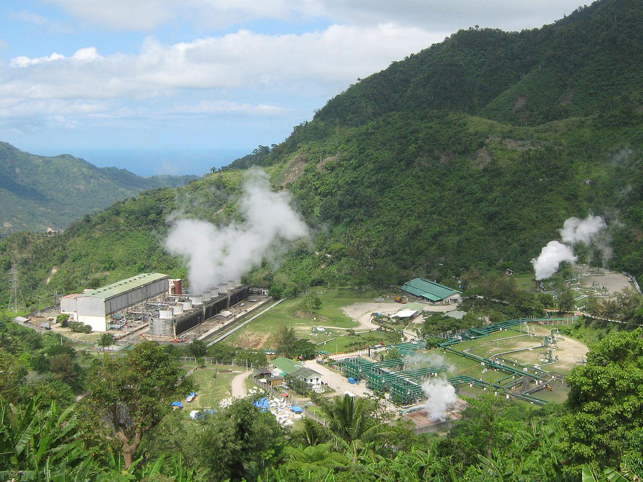 Centrala Geotermală Palinpinon