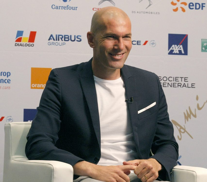 Mijlocaş francez, antrenor francez, Real Madrid, Juventus
