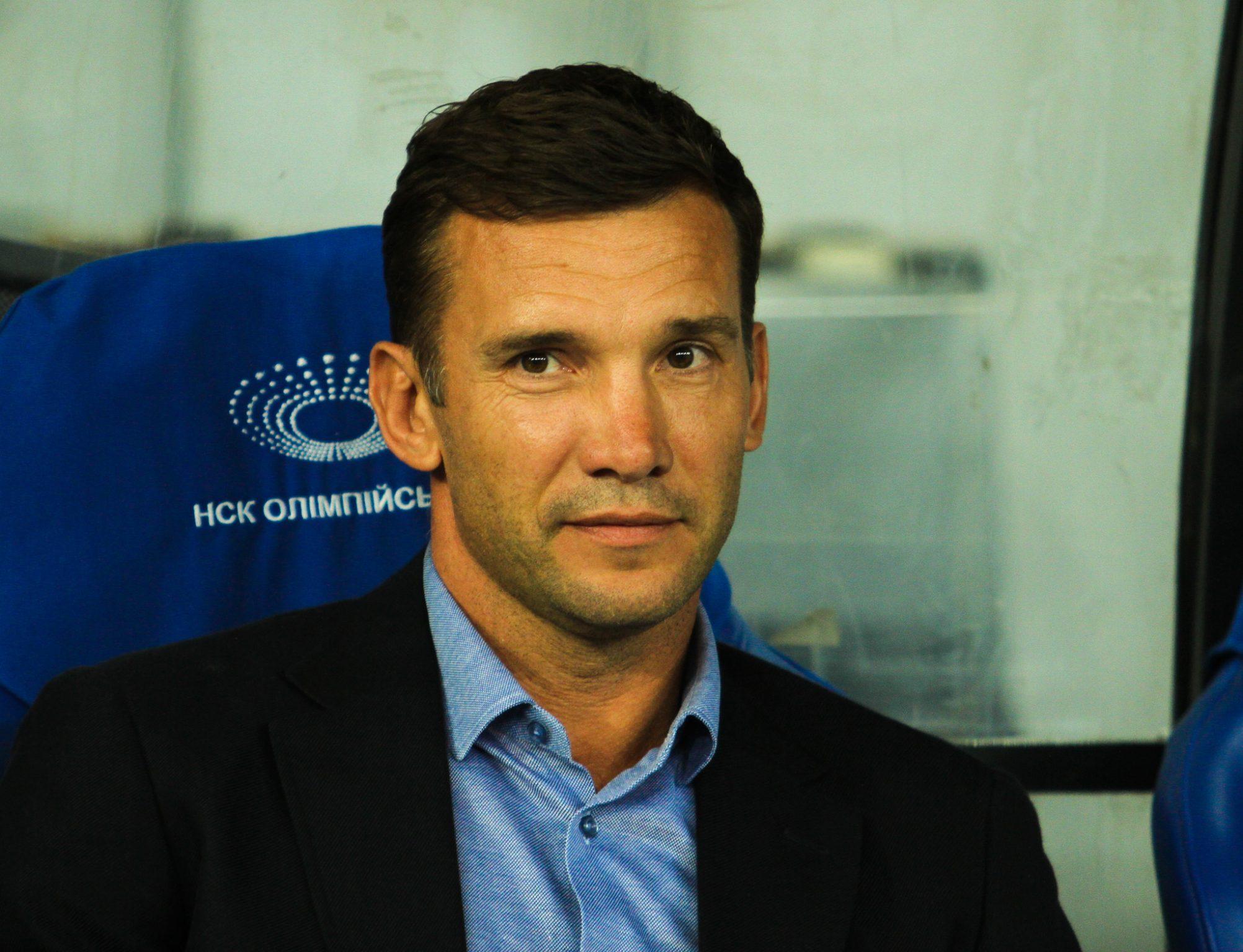 atacant, antrenor ucrainian