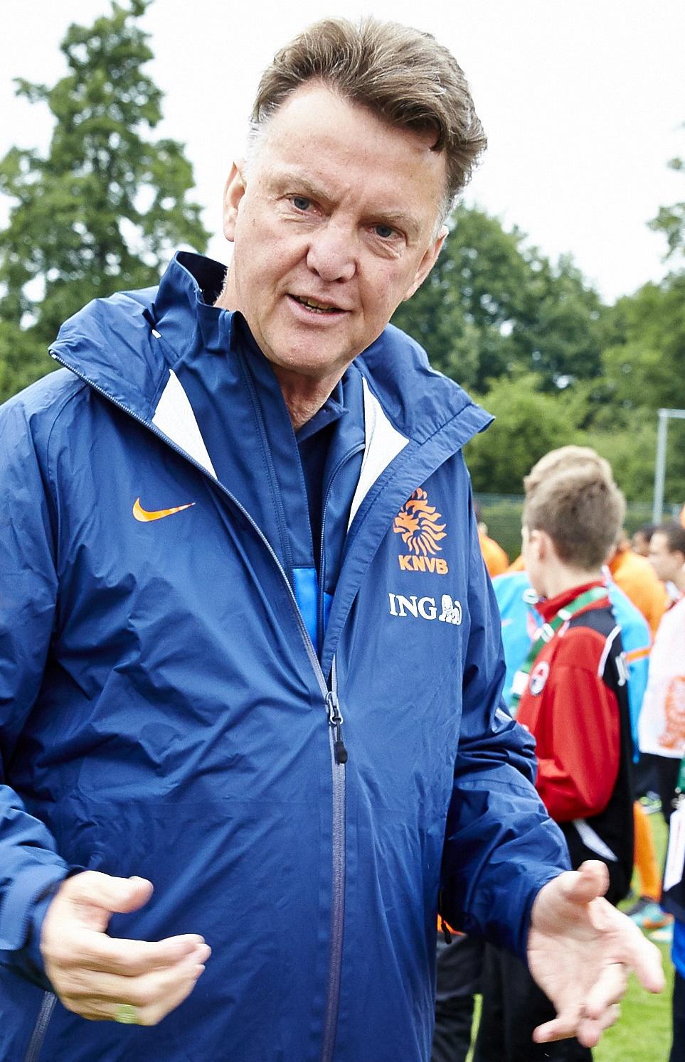 Mijlocaş şi antrenor olandez