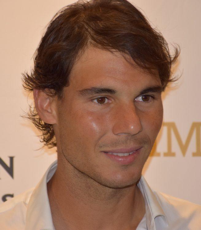 Jucător de tenis spaniol, regele zgurii