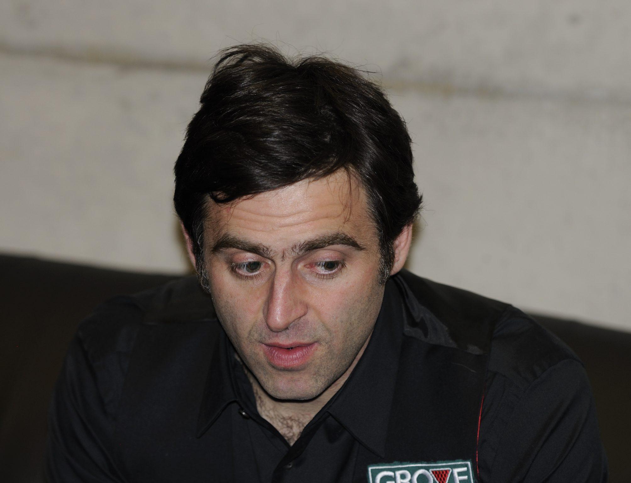 jucător de snooker englez