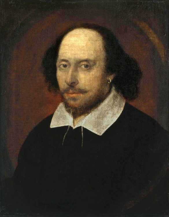 dramaturg englez, scriitor englez