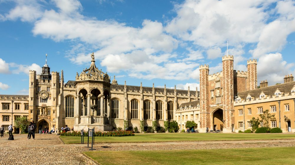 Trinity College of University of Cambridge