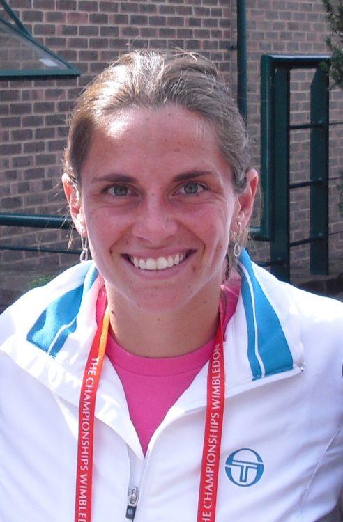 jucătoare de tenis italiană