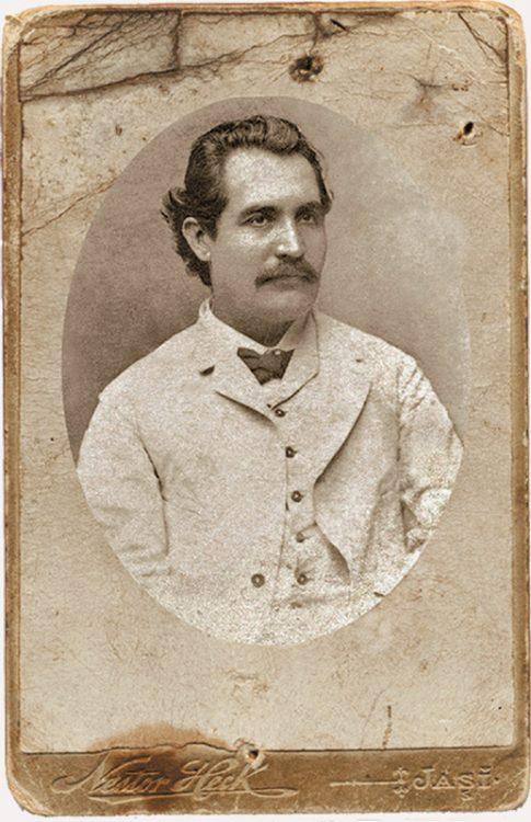 poet, prozator, jurnalist român