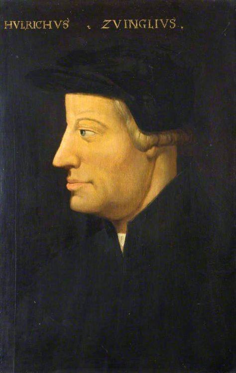 întemeietor protestantism Elveţia