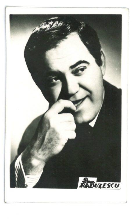 actor român de comedie