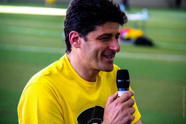 Miodrag Belodedici dă un interviu, cel mai titrat jucător de fotbal român, libero, Steaua, Steaua Roşie Belgrad