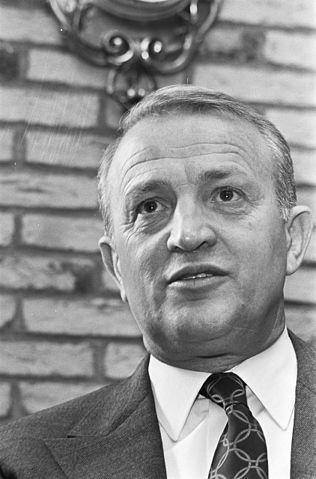 Ștefan Kovács, antrenorul echipei Ajax Amsterdam 1971, România