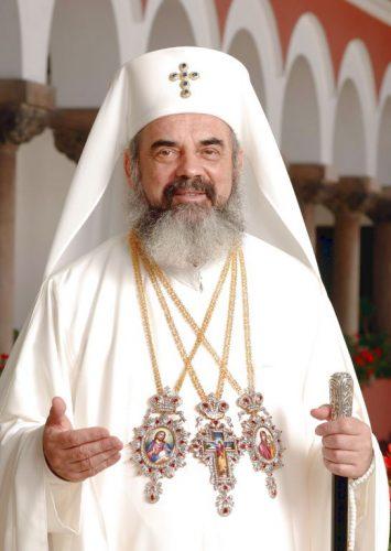 Patriarhul Daniel, Dan Ilie Ciobotea, România, Biserica Ortodoxă Română