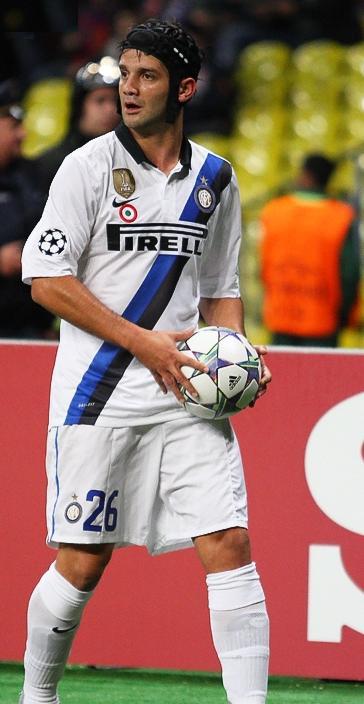 Cristian Chivu, fundaş român de talie internaţională, Internazionale Milano