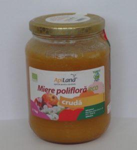 Miere polifloră ecologică, Alimentaţia la români