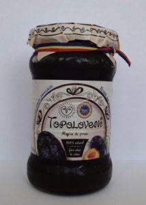 Magiun de Topoloveni, de prune, România (articol de sinteză), Alimentaţia la români