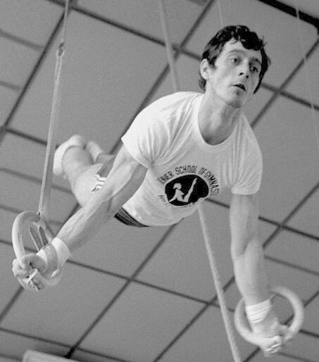 Dan Grecu, gimnast inele român de talie internaţională, antrenor de talie internaţională