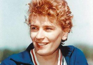 Iolanda Balaş, atletă săritoare în înălţime română în anii 50