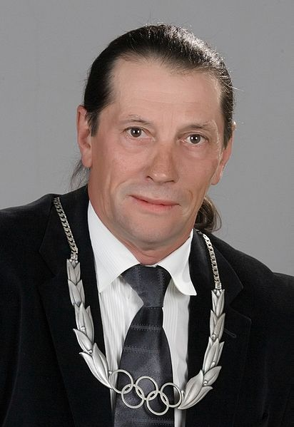 Ivan Patzaichin, canotor român de talie internaţională, unul din cei mai buni canotori din istorie