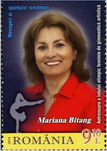 Mariana Bitang, cea mai valoroasă antrenoare din lume, cea mai medaliată antrenoare de gimnastică din lume