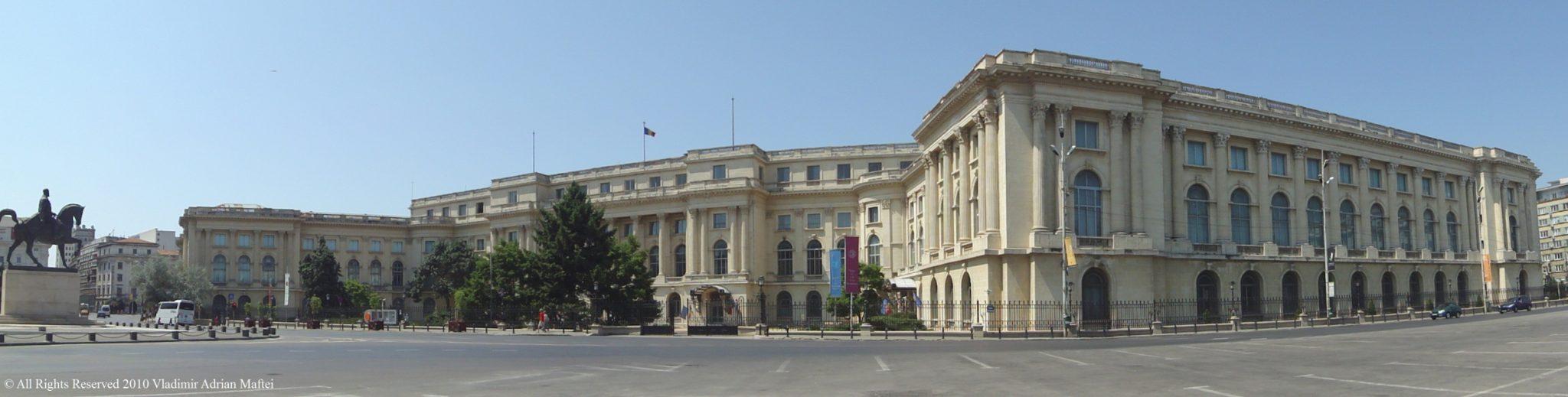 Muzeul Naţional de Artă al României, Muzeul Naţional de Artă, Bucureşti, Palatul Regal