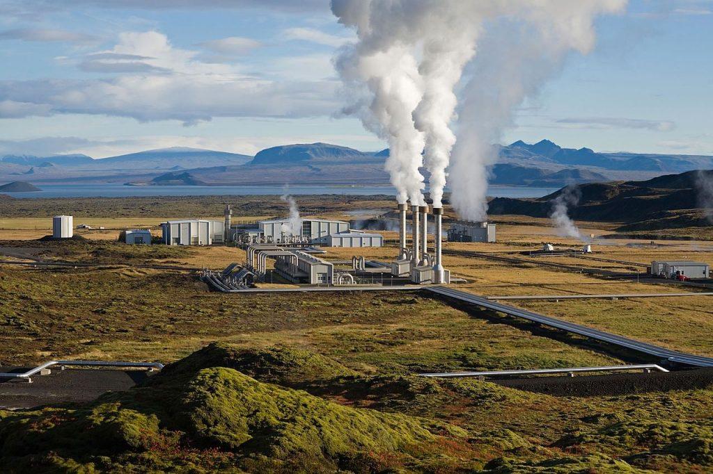 Centrala Geotermală Nesjavellir, energie geotermală