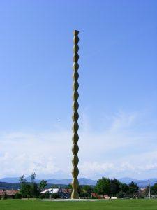 Coloana Infinitului, operă de artă a lui Constantin Brâncuşi, Târgu-Jiu