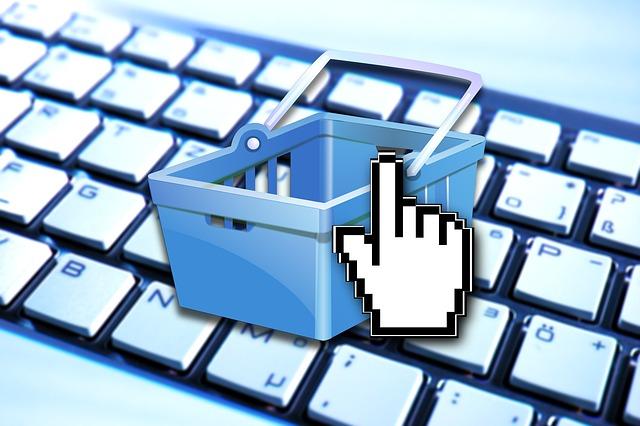 Cumpărături online, comerţ online
