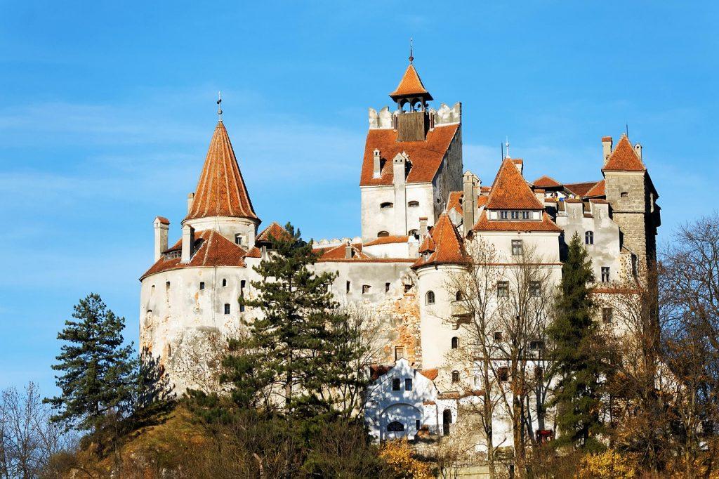 Castelul Bran, castel românesc din epoca medievală