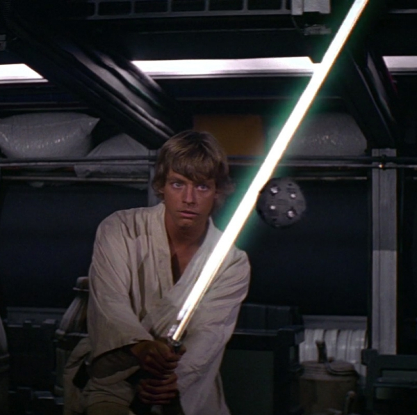 Luke Skywalker personaj Star Wars